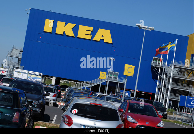 Ikea store stock photos ikea store stock images alamy - Ikea shop online france ...
