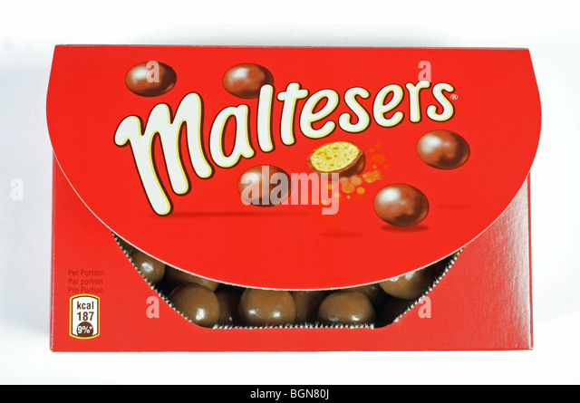 how to open maltesers box