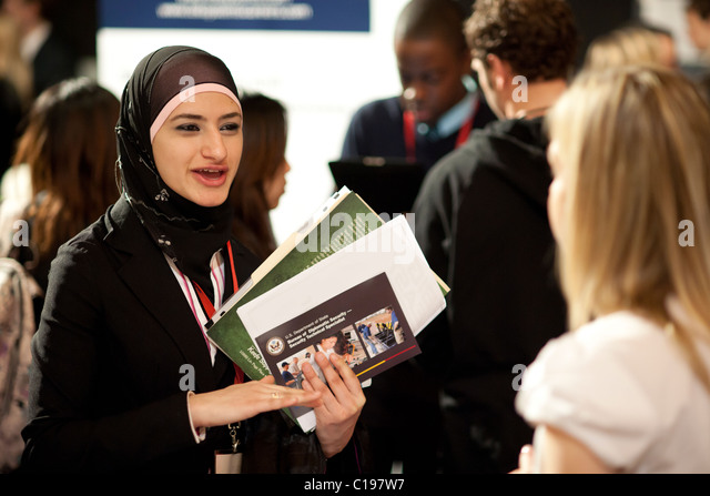 Career Fair Stock Photos & Career Fair Stock Images Alamy