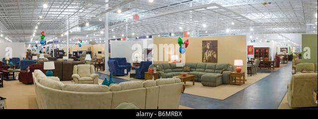 Furniture Store, Philadelphia, Pennsylvania, USA   Stock Image