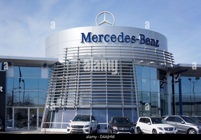 Image gallery mercedes dealership for Mercedes benz dealer northern blvd