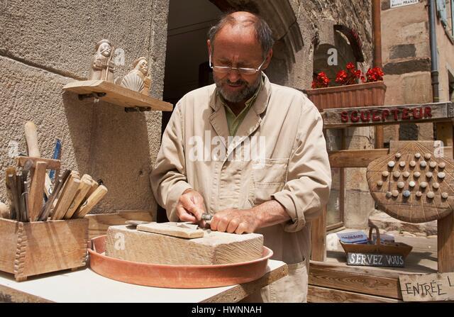 Des tables stock photos des tables stock images alamy for Garage ad le puy en velay