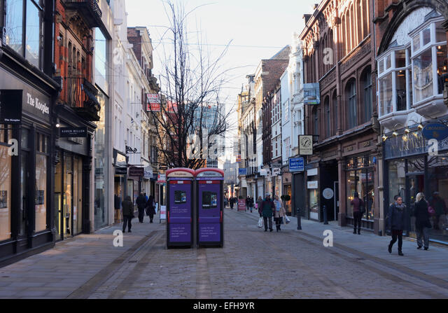 Shoe Shops King Street Manchester Uk