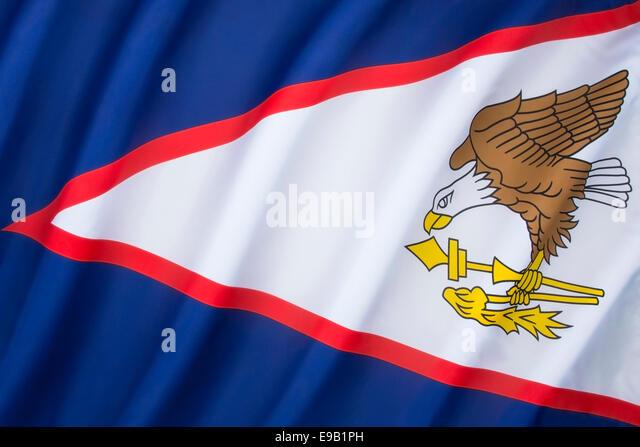 American Samoa Flag Stock Photos  American Samoa Flag Stock