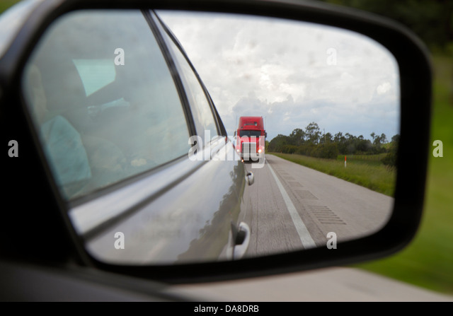 Tractor Rear View Mirrors : Tractor rear view mirror stock photos