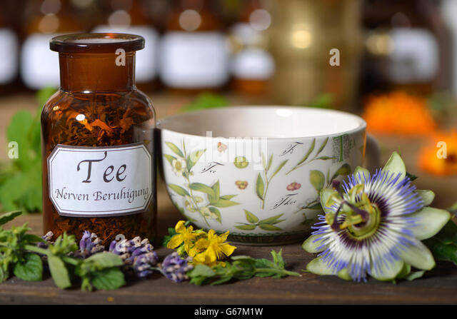 how to prepare passion flower tea