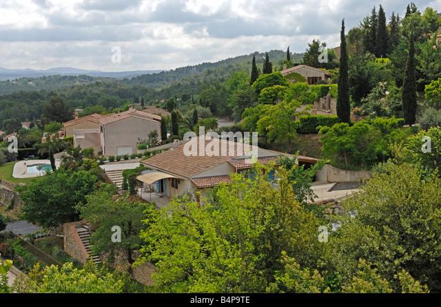 Seillans stock photos seillans stock images alamy - Les plus beau village du var ...