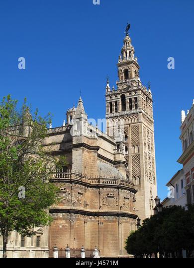 Catedral Sevilla Stock Photos & Catedral Sevilla Stock ...