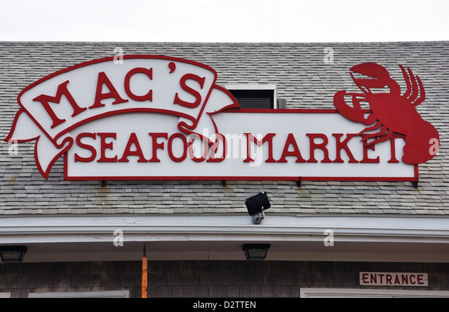 Seafood Market Hyannis Ma Photo of Cape Fish Lobster Company