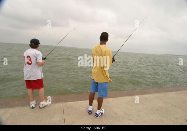 Ohio jackson stock photos ohio jackson stock images alamy for Lake erie pier fishing