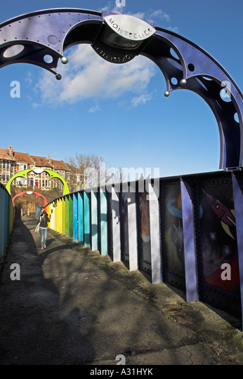 Footbridge Bristol Stock Photos & Footbridge Bristol Stock ...