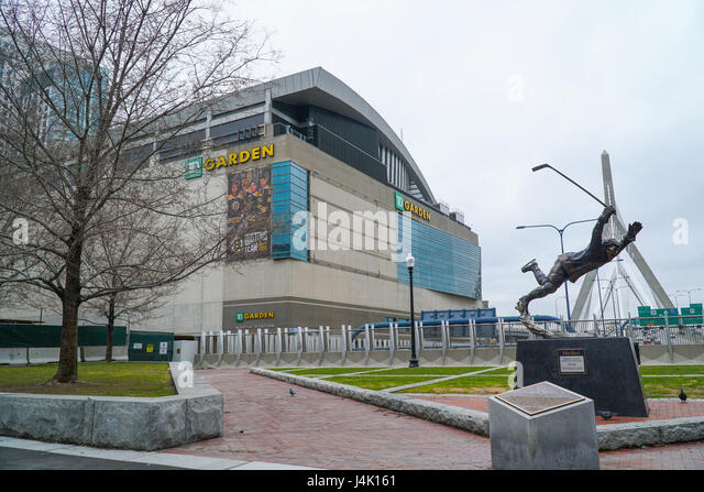 Td Garden Boston Stock Photos Td Garden Boston Stock