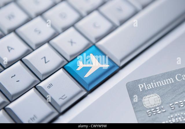 Plane Keyboard Symbol