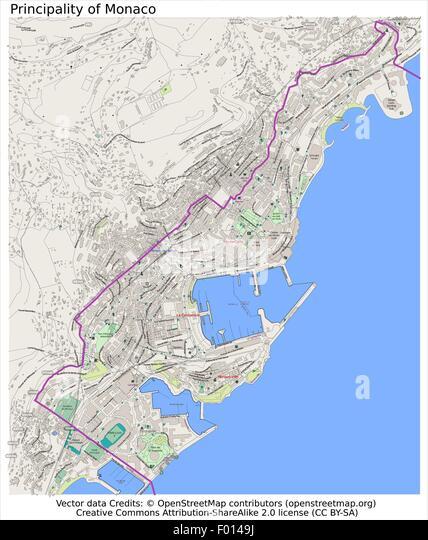 Capital Monaco Cities Stock Photos Capital Monaco Cities Stock