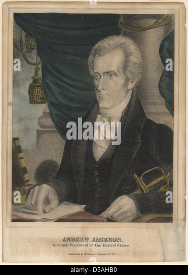 an analysis of the presidency of andrew jackson the seventh president of the united states Andrew jackson: seventh president of the united states (encyclopedia of presidents) [rebecca stefoff] on amazoncom free shipping on qualifying offers traces the life of the rowdy hero of new orleans from his backwoods beginnings through his military career to his term as seventh president of the united states.