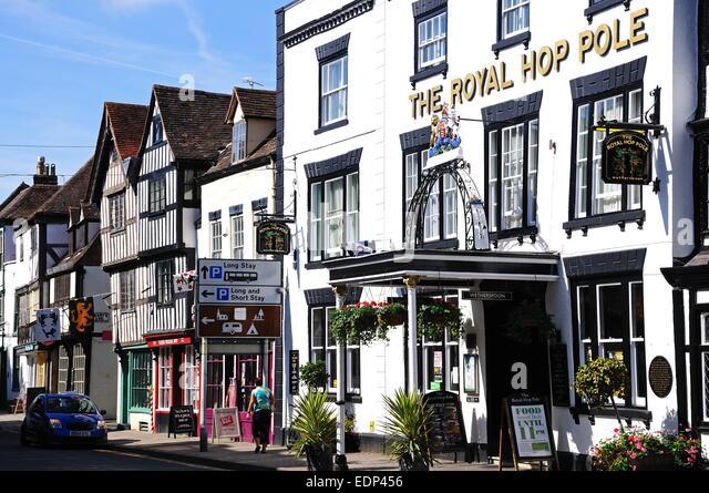 The Royal Hop Pole Hotel Tewkesbury