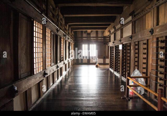 himeji castle interior stock photos & himeji castle interior stock