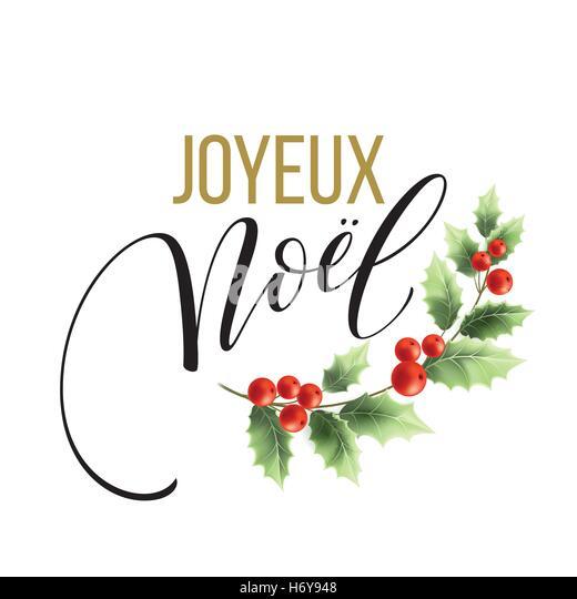 French Postcard Christmas Stock Photos & French Postcard Christmas ...