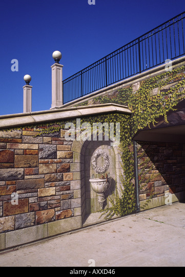 Frederick maryland art stock photos frederick maryland for Bridge mural frederick md