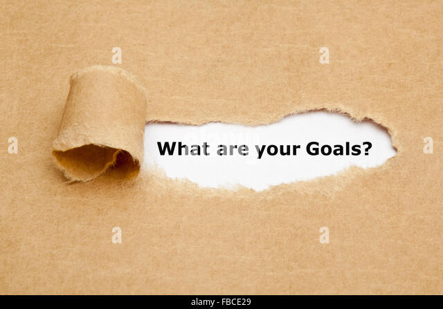 Mission Goals Target Aspirations Motivation Stock Photos Mission