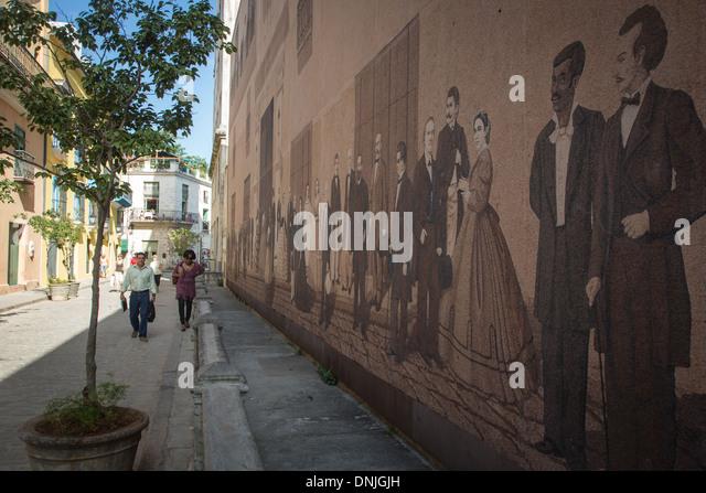 Fresco calle