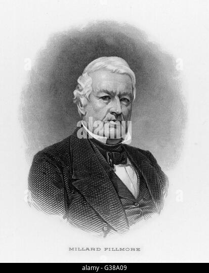 A look at the life of millard fillmore an american politician
