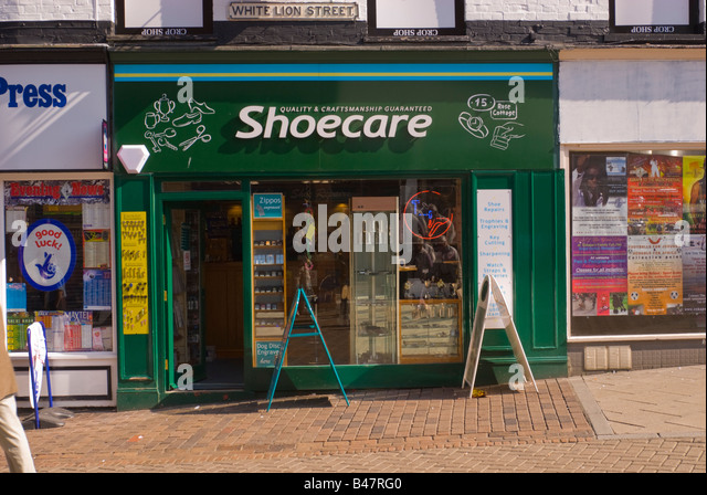 Shoe Shops Holt Norfolk Uk