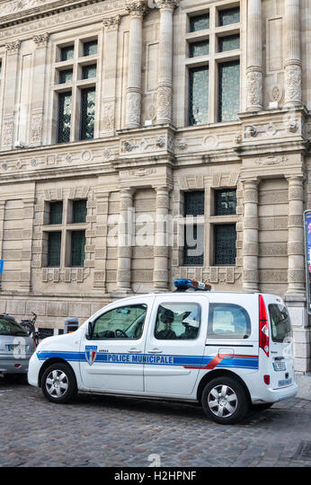 france police car stock photos france police car stock. Black Bedroom Furniture Sets. Home Design Ideas