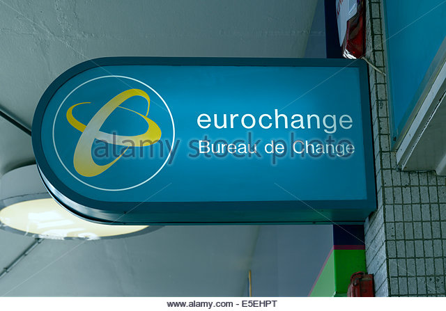 Eurochange Stock Photos & Eurochange Stock Images Alamy
