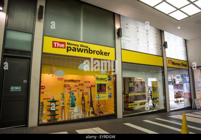 Pawnbroker stock photos pawnbroker stock images alamy for Jewelry pawn shops birmingham al