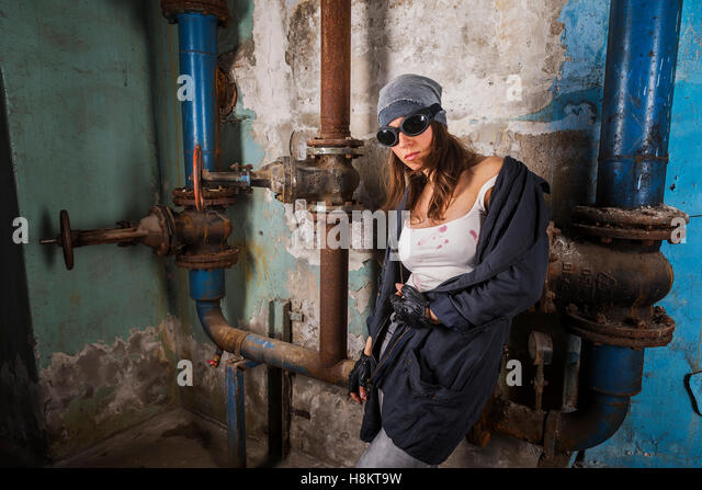 Old Hot Water Heater Stock Photos Amp Old Hot Water Heater