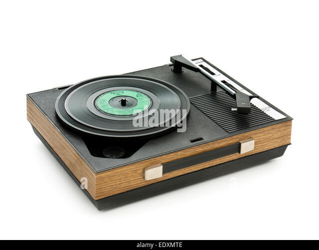 Vintage portable record player Etsy