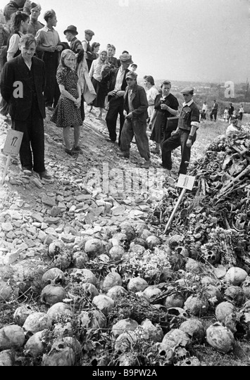 Image result for photos, death camps, ww2