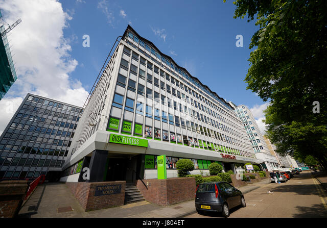 Thamesgate House In Victoria Avenue Southend Essex Is An Office Block With A Fitness