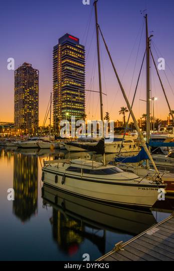 hotel port olimpic: