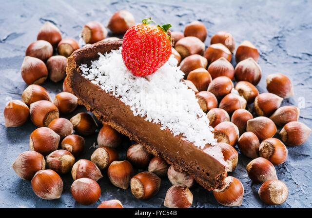 hazelnut mousse chocolate hazelnut chocolate hazelnut mousse pie ...