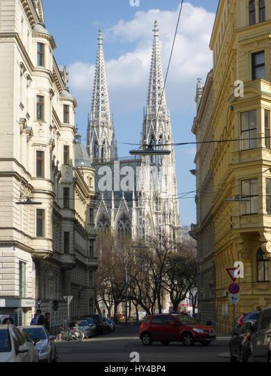 The Ring Vienna S Casual Luxury Hotel Vienna: Alsergrund Stock Photos & Alsergrund Stock Images