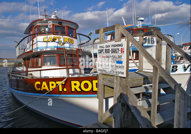 Captree stock photos captree stock images alamy for Fishing boats long island