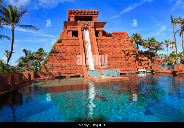 Atlantis bahamas stock photos atlantis bahamas stock for Atlantis pools