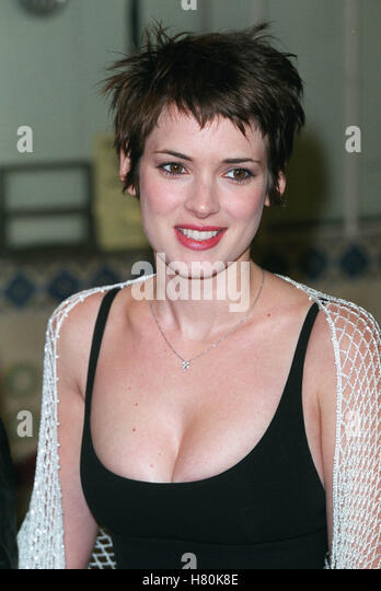Winona ryder stock photos amp winona ryder stock images alamy