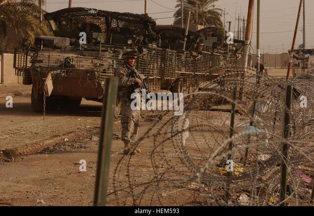 U S Army Heavy Mortar Platoon : Th cav reg stock photos images alamy
