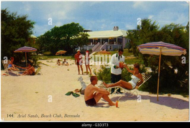Bermuda dating scene
