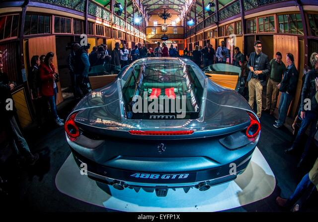 new car launches july 2015Ferrari 488 Gtb Stock Photos  Ferrari 488 Gtb Stock Images  Alamy
