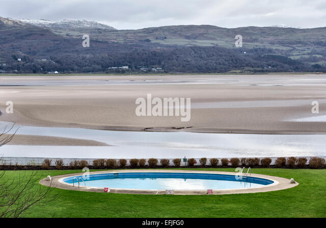 Portmeirion village hotel stock photos portmeirion village hotel stock images alamy for North wales hotels with swimming pools