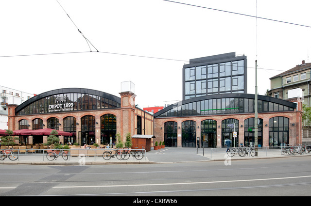 Frankfurt sachsenhausen stock photos frankfurt for Depot frankfurt am main
