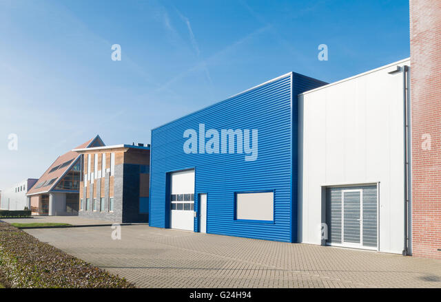 Warehouse Exterior Loading Dock Stock Photos Warehouse Exterior Loading Dock Stock Images Alamy