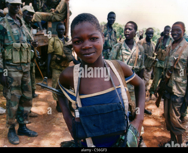 african child soldier essay Factsheet: how many child soldiers are there of the total number of child soldiers around the world and in africa africa check is an.