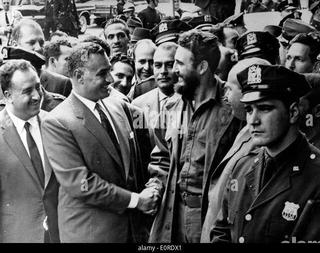 U 2 1959 Fidel Castro 19...