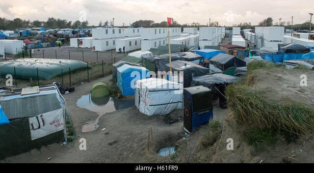 migrant camp stock photos migrant camp stock images alamy. Black Bedroom Furniture Sets. Home Design Ideas
