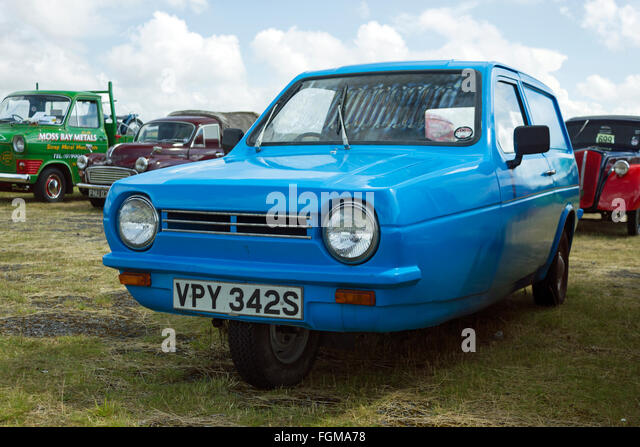 Reliant Robin Car Hire